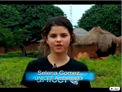 VIDEO: Selena Gomez Wants You to Trick-or-Treat for UNICEF