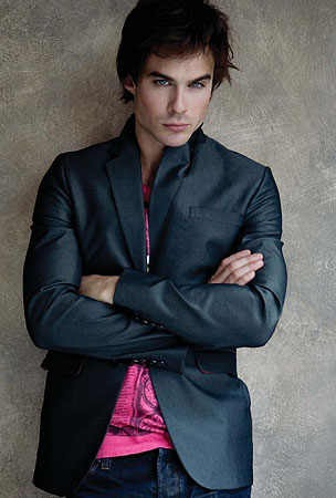 PHOTO GALLERY: Ian Somerhalder is an 'August Man'