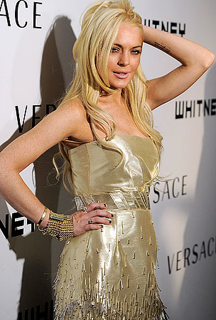 Lindsay Lohan Fights for Her Right to Party