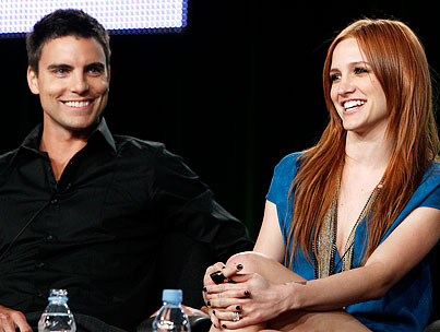 Colin Egglesfield Speaks Out on Melrose Place Ouster