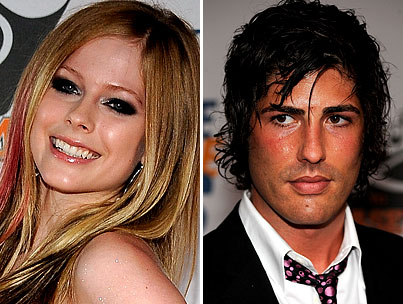 Avril Lavigne and Brandon Davis: Shacking Up?
