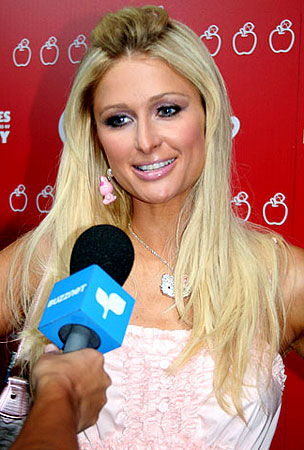 VIDEO: Paris Hilton Wants a Hello Kitty Car