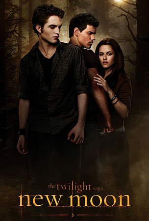 New Moon Cast's 15-City Mall Tour