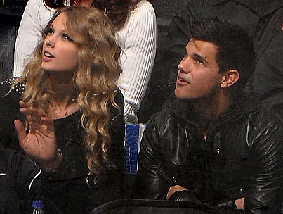 Taylor Swift and Taylor Lautner's Date Night!