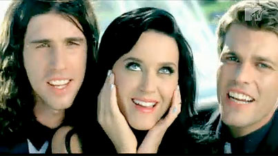 VIDEO: Katy Perry and 3OH!3 Are 'Starstruck'