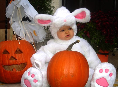 Cutest Baby Halloween Costume: Enter to Win!
