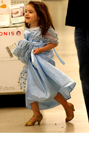 PHOTO GALLERY: Suri Cruise is a Little Princess