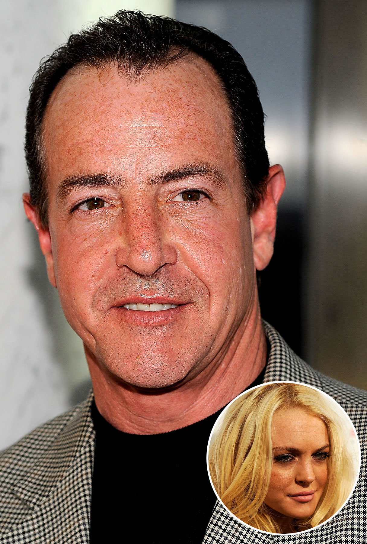 Michael Lohan Fears Lindsay Will Be Dead In A Year