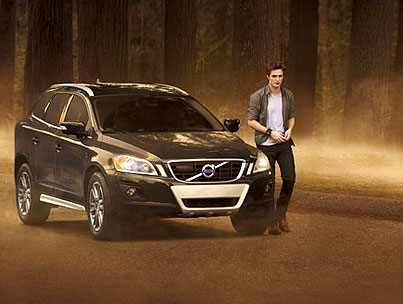 Volvo Wants to Help You Meet R-Pattz and Attend The 'New Moon' Premiere