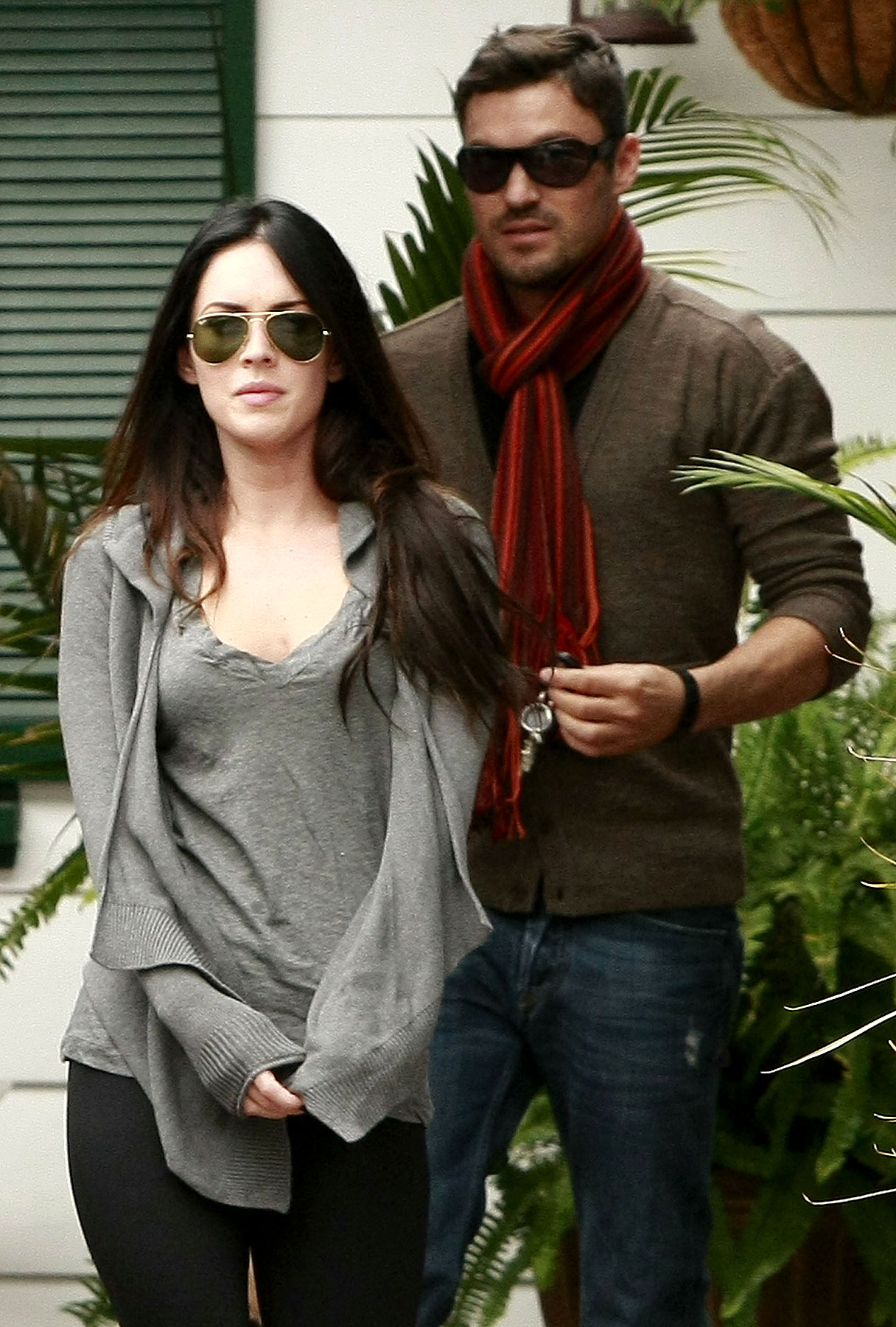 Megan Fox and Brian Austin Green Were Burglarized, Too