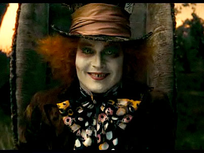 VIDEO: Alice in Wonderland Extended Trailer