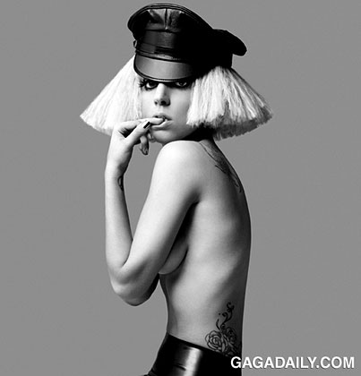 Lady GaGa's 'Fame Monster' Promo Photo