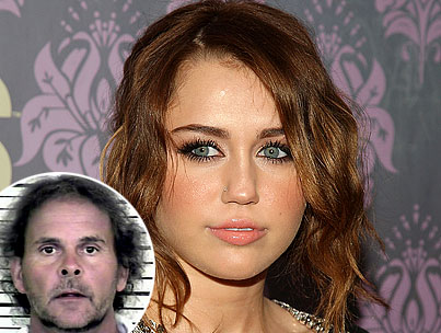 No Felony Charges for Alleged Miley Cyrus Stalker