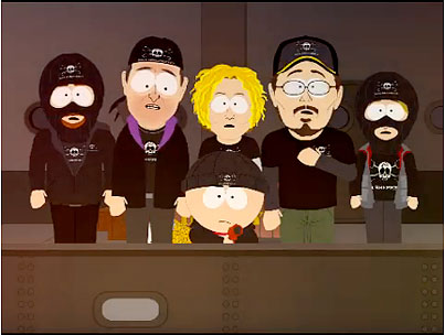 VIDEO: South Park Does Lady Gaga!