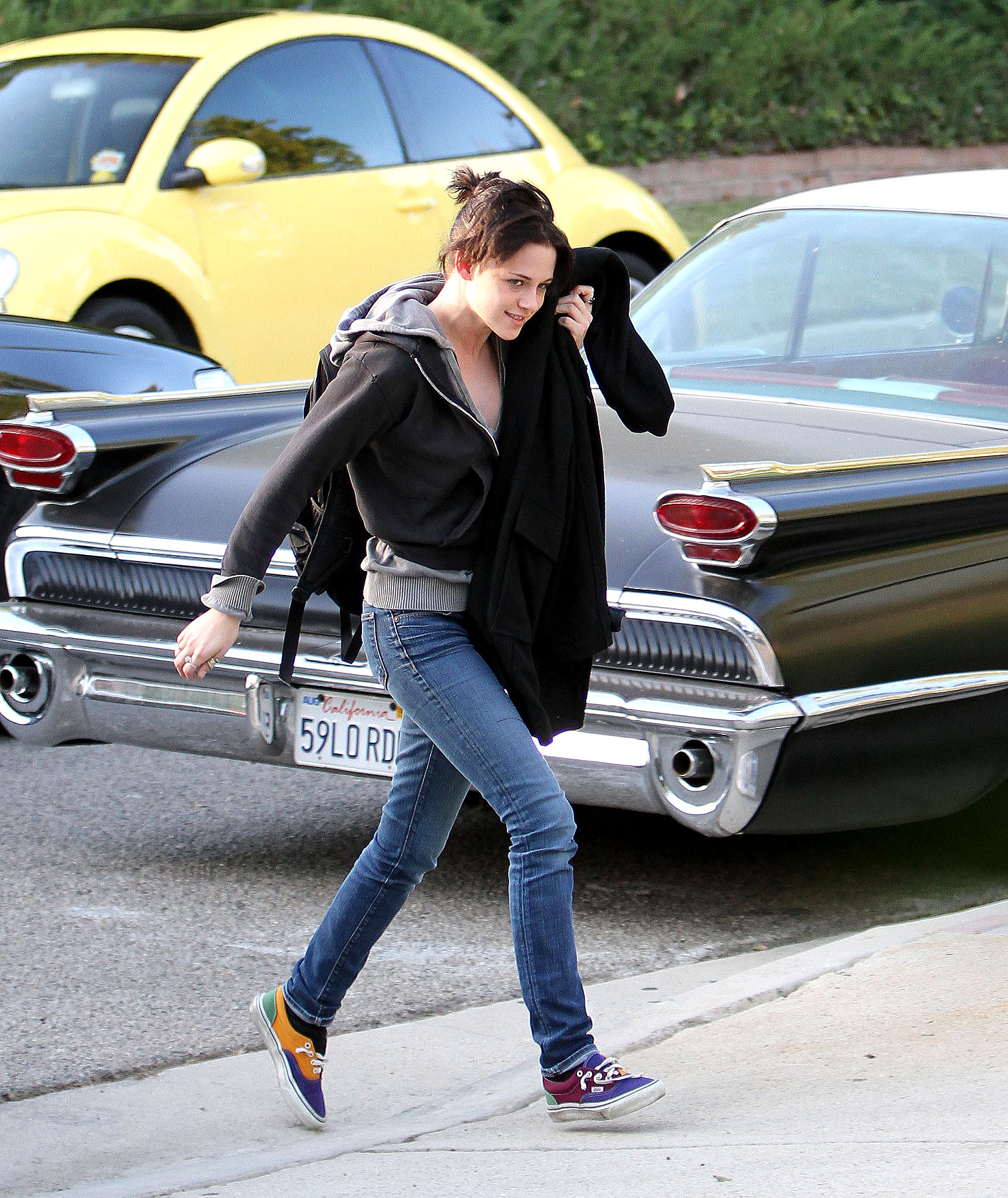 PHOTO GALLERY: Kristen Stewart is Homeward Bound