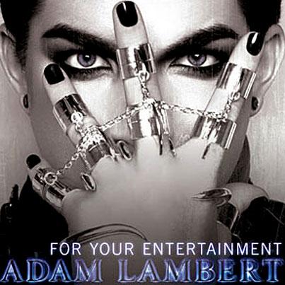 Adam Lambert's Single Cover  and Song
