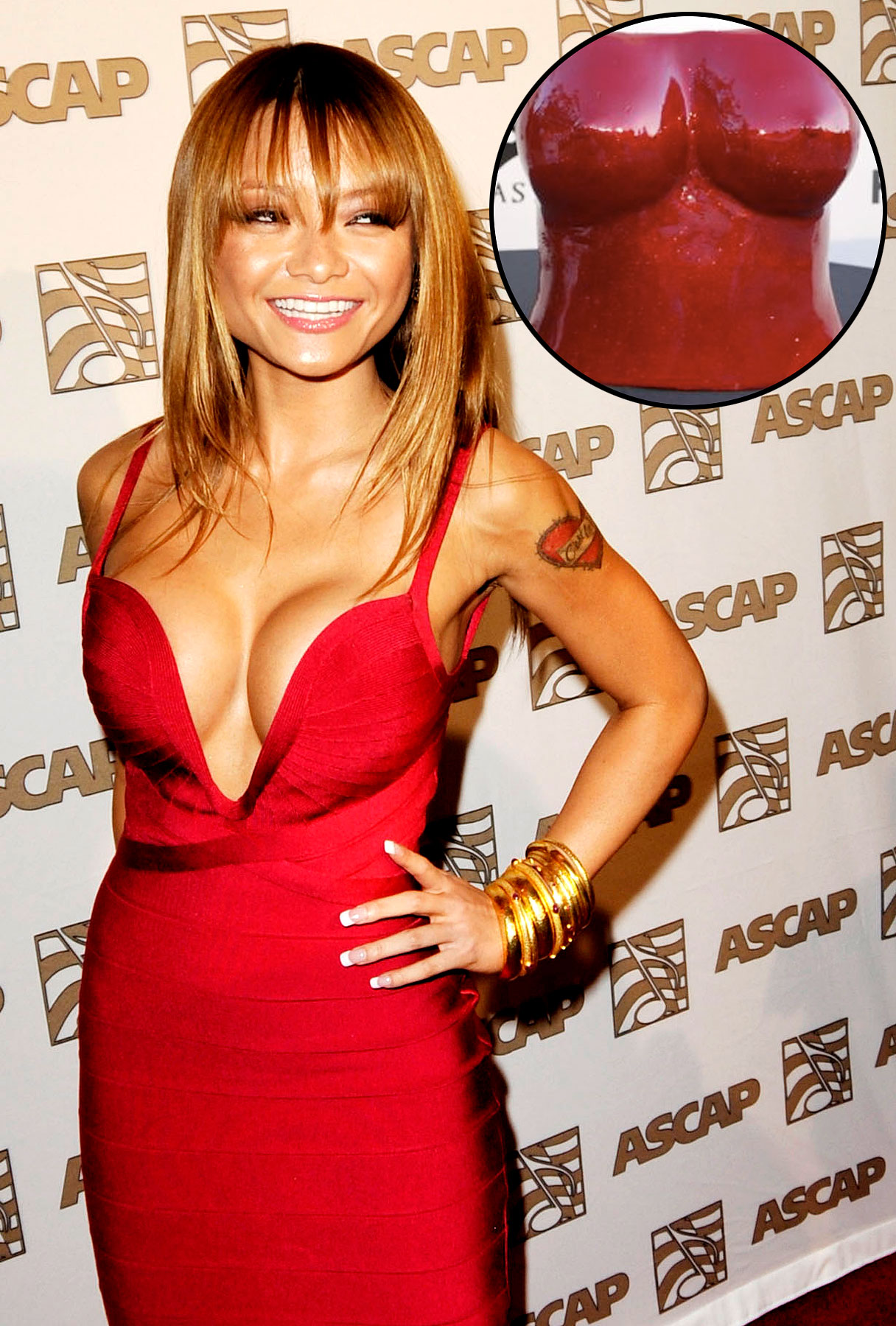 Tila Tequila Is Auctioning Off Her Breasts