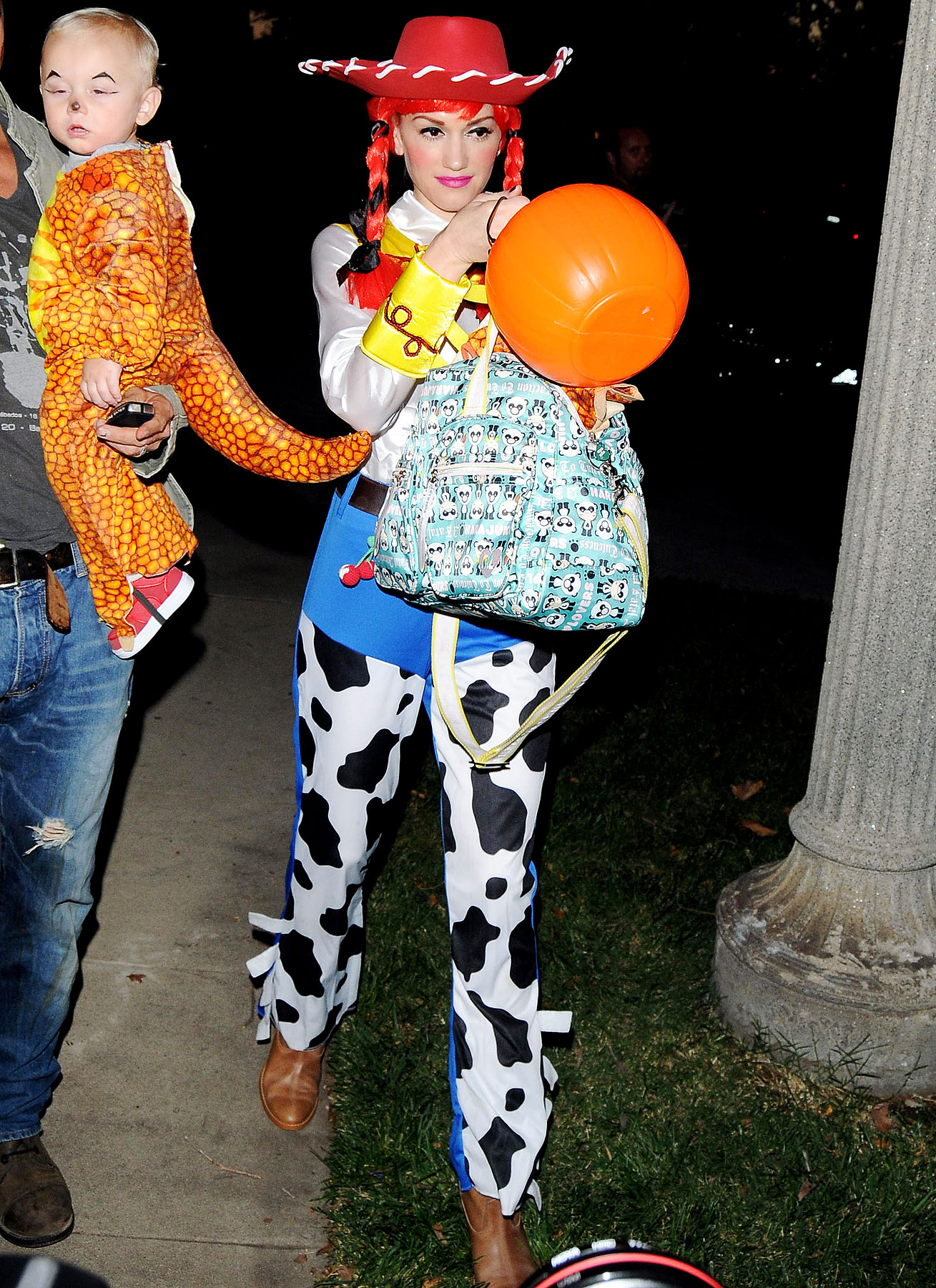 PHOTO GALLERY: The Stefani-Rossdale Family is Costume Cute