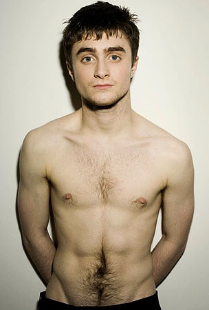 Deathly Hallows Nude Scene for Daniel Radcliffe?