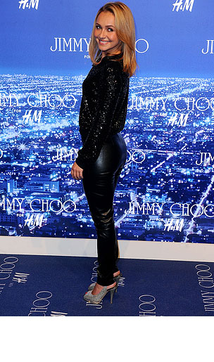 PHOTO GALLERY: Celebs Love Jimmy Choo for H&M