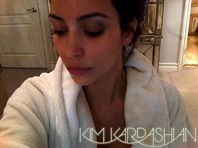 Kim and Rob Kardashian Injured at Charity Boxing Event