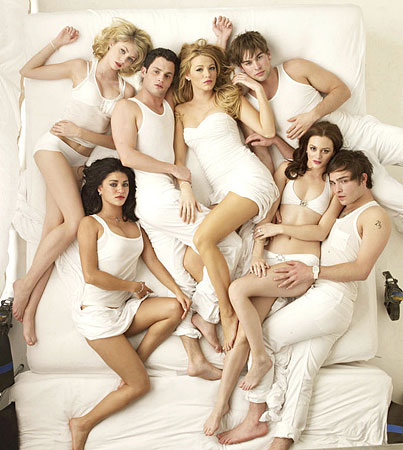 Gossip Girl Blasted for Upcoming Threesome
