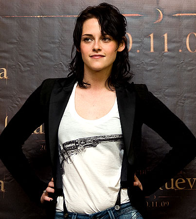 "Kristen Stewart on Robsten Rumors: ""I'm a Lesbian"""