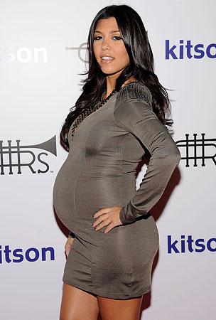 Kourtney Kardashian Hates Her Baby Weight!