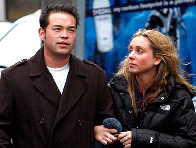 TLC Would Like a Word With Hailey Glassman and Michael Lohan in Jon Gosselin Lawsuit
