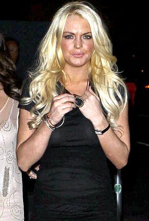 Dina Lohan Says Lindsay Lohan Was a Cutter