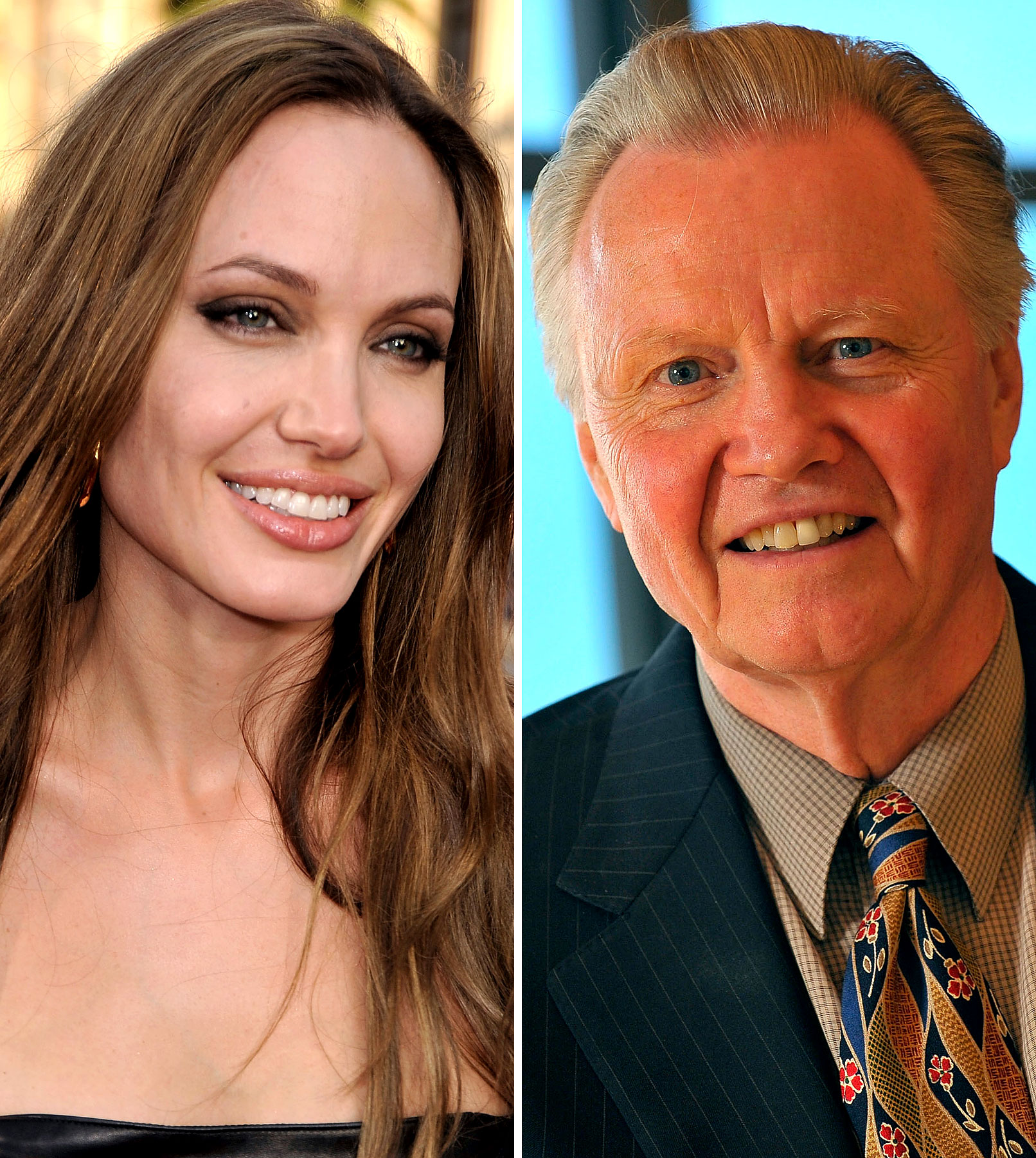 Angelina Jolie and Her Father Have Settled Their Differences