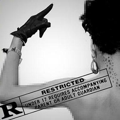 "Rihanna's ""Rated R"" Album Sampler"