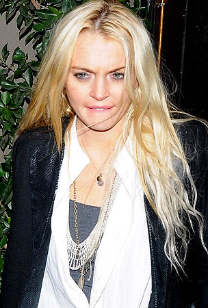 Lindsay Lohan Wanted Kellan Lutz To Pick Up Her Tab