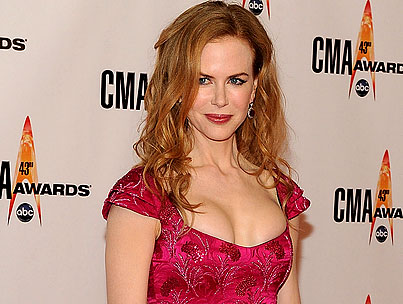 Nicole Kidman Looks A Little Different These Days