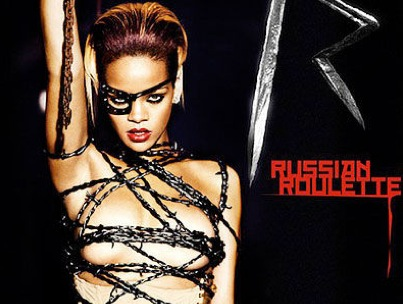 "VIDEO: Behind the Scenes of Rihanna's ""Russian Roulette"""