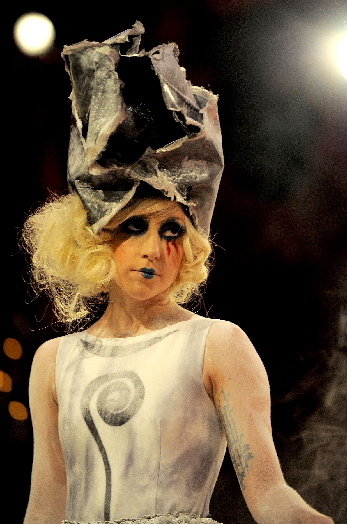 PHOTO GALLERY: Lady Gaga Entertains at MoCA