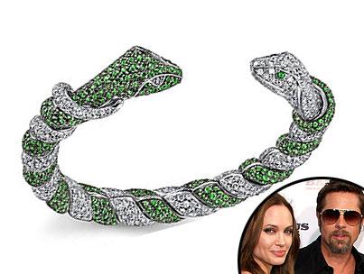 Brangelina Designs a Jewelry Line