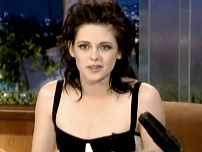 VIDEO: Kristen Stewart Does Conan O'Brien