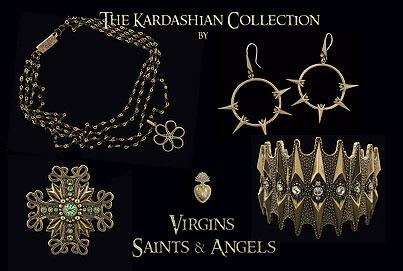 The Kardashians Create a Jewelry Line