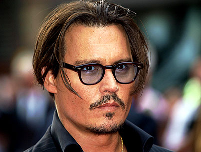 People's Sexiest Man Alive: Johnny Depp!