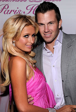 Paris Hilton and Doug: More Fighting?