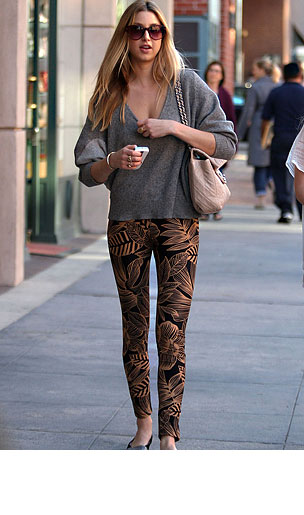 PHOTO GALLERY: Whitney Port's Fancy Pants