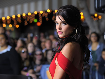 Ashley Greene Rocks the Red Carpet at the Twilight Premiere