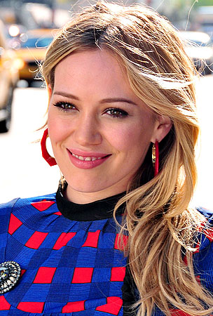Hilary Duff Is Done With Gossip Girl!