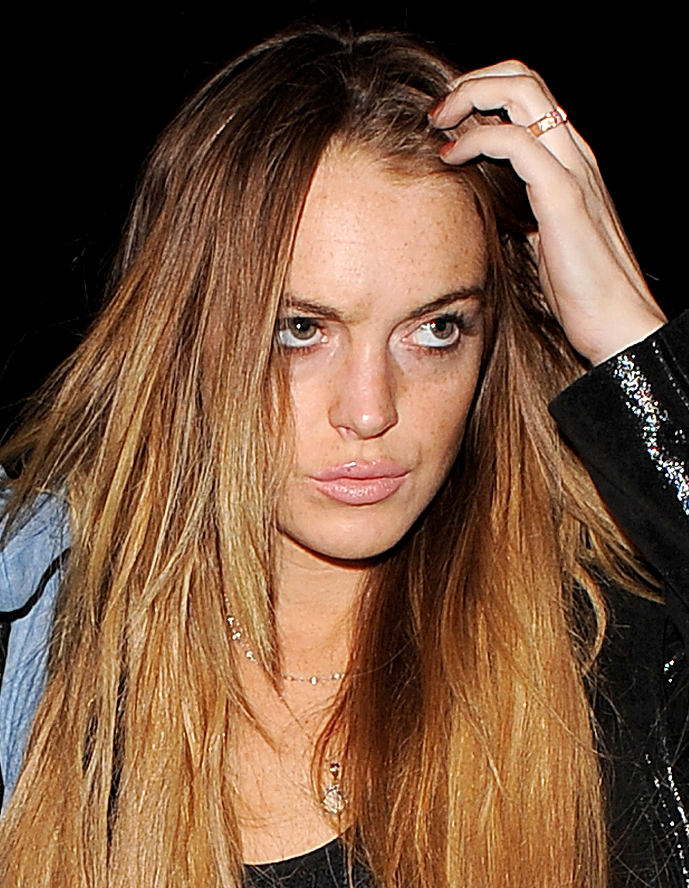PHOTO GALLERY: The Many Faces Of Lohan