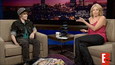 VIDEO: Justin Bieber Does 'Chelsea Lately'