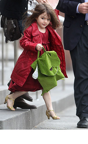 PHOTO GALLERY: Suri Cruise is a Little Lady