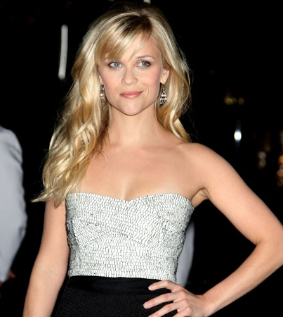 Reese Witherspoon Talks Trash