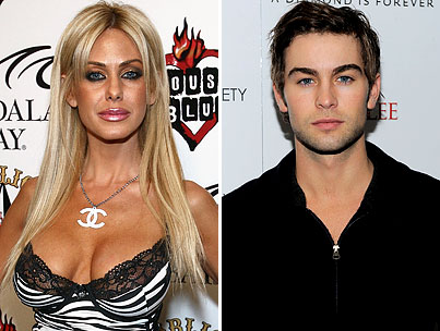 Hookup Alert: Shauna Sand and Chace Crawford?!