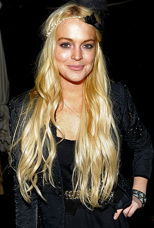 Lindsay Lohan May Be Getting Help. Maybe.